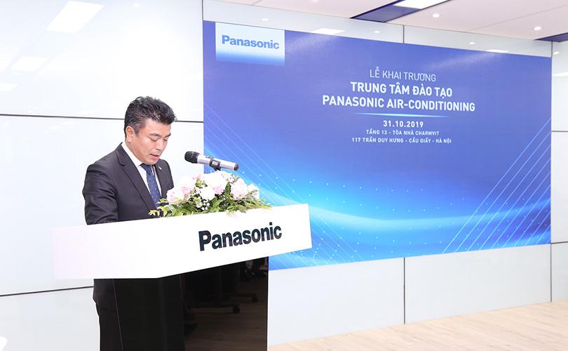Panasonic đào tạo kỹ thuật lắp đặt điều hòa tại Hà Nội