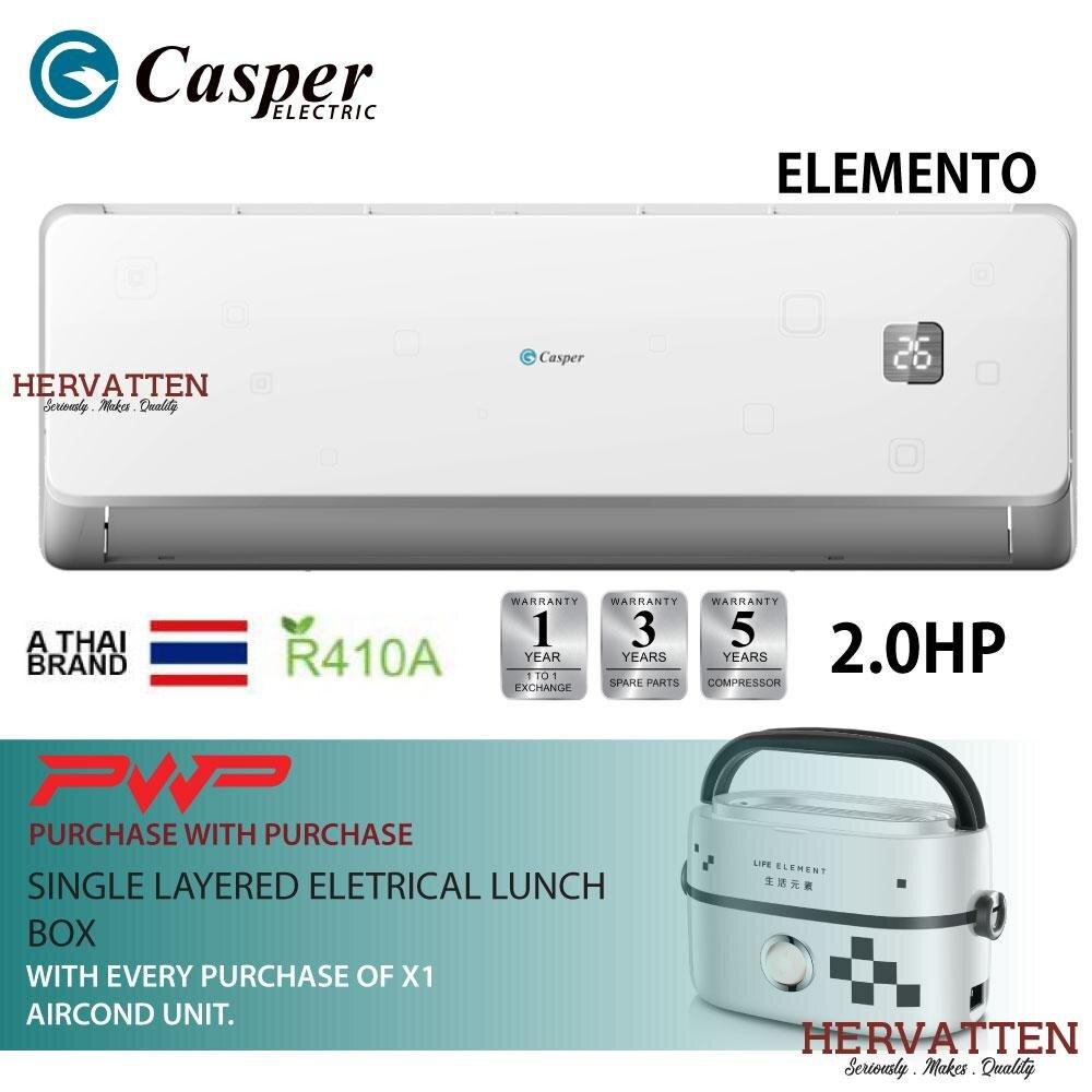 Đánh giá tổng quát về điều hòa Casper
