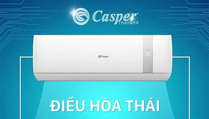 Điều hòa Casper 24000Btu HC-24IA32 với nhiều tính năng mới