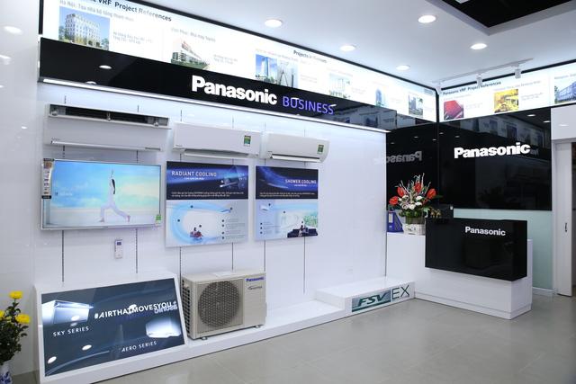 Panasonic ra mắt Trung tâm giới thiệu sản phẩm điều hòa thương mại đầu tiên tại Việt Nam