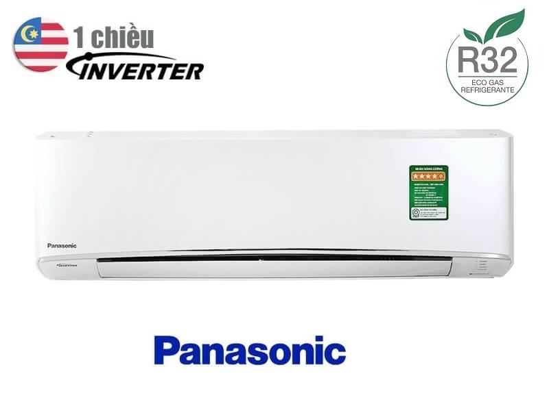 So sánh các điều hòa Panasonic 9000 BTU 1 chiều 2021