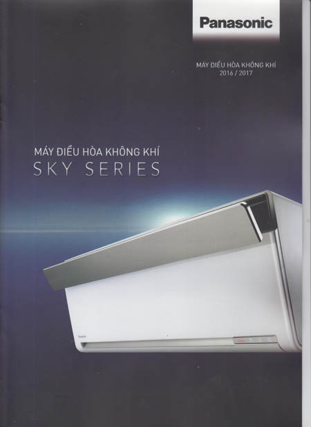 Catalog Điều hòa Panasonic 2016