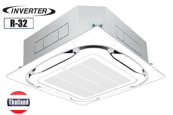 Daikin Cassette 30.000 BTU 1 chiều inverter FCFC85DVM/RZFC85DVM