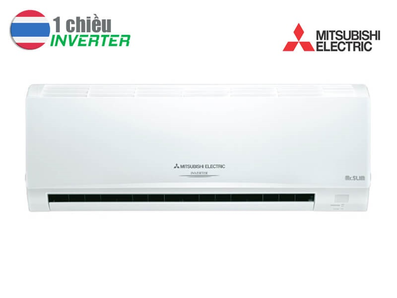 Điều hòa Mitsubishi Electric 18000 BTU 1 chiều Inverter MSY/MUY-GH18VA