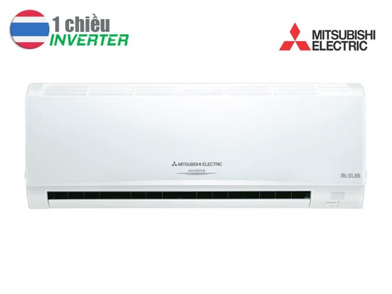 Điều hòa Mitsubishi Electric 10000 BTU 1 chiều Inverter MSY/MUY-GH10VA