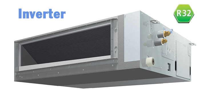 Điều hòa ống gió Daikin 21000BTU 1 chiều ga R32 FBA60BVMA-RZF60CV2V