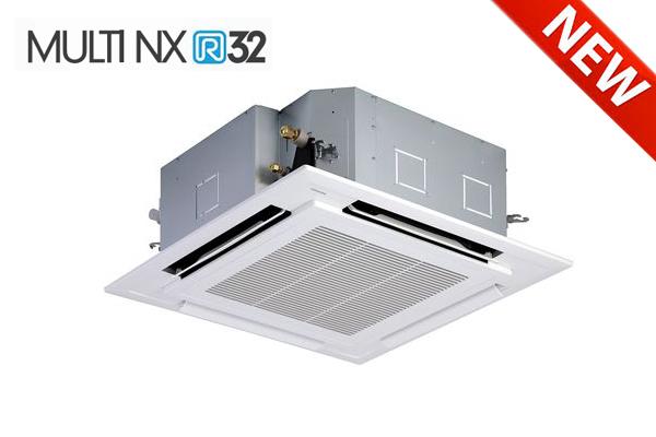 Daikin FFA35RV1V cassette Multi NX 2 chiều inverter ga R32 12.000 BTU
