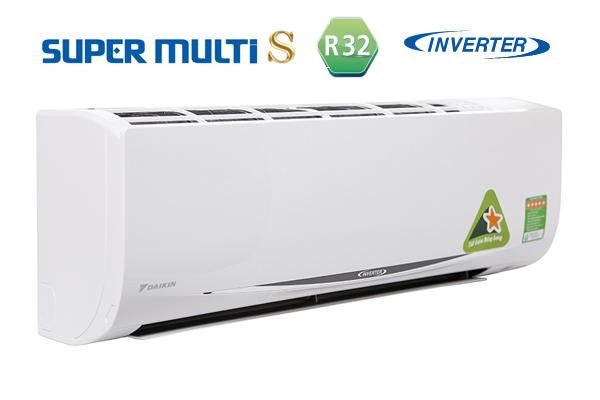Daikin CTKC35RVMV Dàn lạnh Multi S 12.000 BTU 1 chiều 12.000 BTU