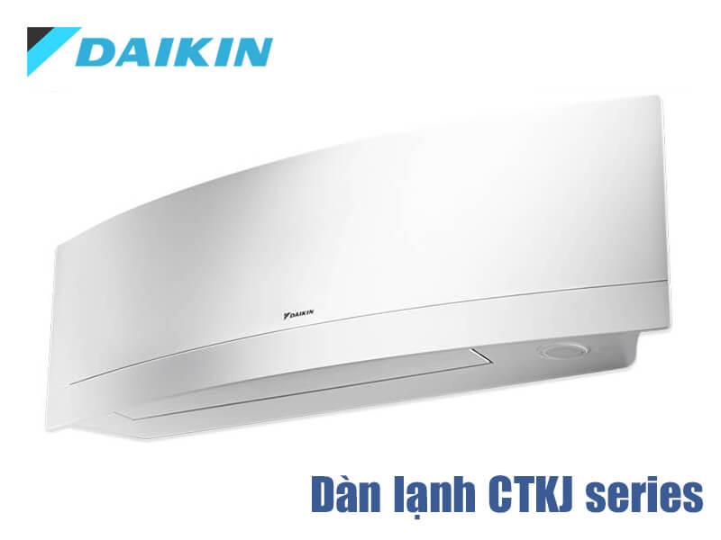 Dàn lạnh multi Daikin 2 chiều treo kiểu châu âu 12000 BTU CTXJ35RVMVW