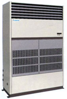 Điều hòa đặt sàn, thổi trực tiếp Daikin 1 chiều lạnh 80.000 Btu FVGR08NV1/RUR08NY1