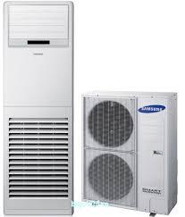 Điều hòa tủ đứng Samsung 96.000BTU 1 chiều inverter AC048KNPDEC/SV