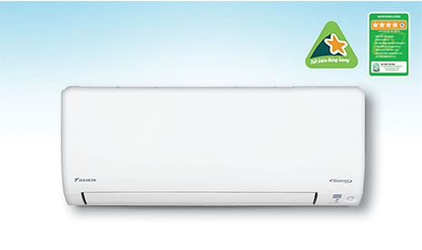 Điều hòa Daikin Inverter 24.000 BTU 2 chiều FTXV71QVMV  Ga R32