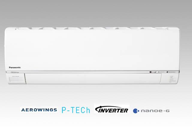 Điều hòa Panasonic 1 chiều 9000BTU inverter U9SKH-8 2016,Panasonic 9000BTU 1 chiều inverter,CU-CS U9SKH-8