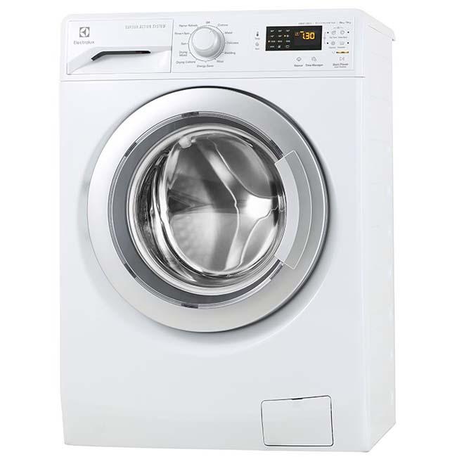 Máy giặt sấy Electrolux 8kg inverter EWW12853VN