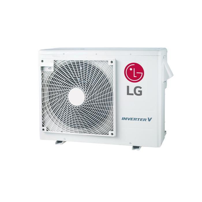 Dàn nóng multi LG 1 chiều inverter 36.000BTU A4UQ36GFD0