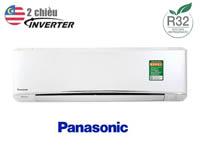 Điều hòa Panasonic 12000 BTU 2 chiều inverter CU/CS Z12VKH-8 - 5*