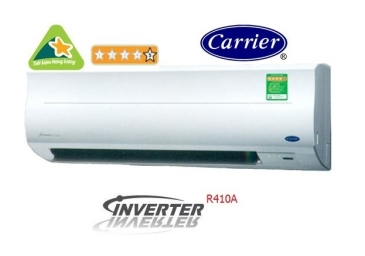 Điều hòa Carrier 2 chiều INVERTER 22000 BTU 38-42 HVES022