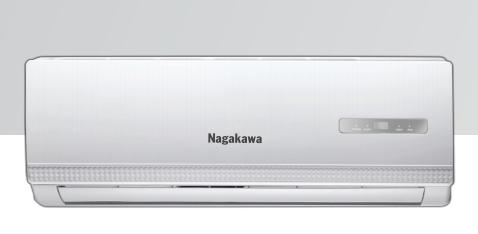 Điều hòa Nagakawa 24.000BTU  2 chiều inverter R410A NS-A24IT