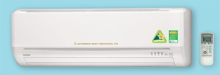 Điều hòa Mitsubishi Heavy 9000 BTU 1 chiều inverter SRC/SRK10YL-S5