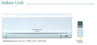 Điều hòa Mitsubishi 13.000 BTU 1 chiều Inverter,Điều hòa Mitsubishi 1 chiều ,Điều hòa Mitsubishi MSY-GH13VA-V1