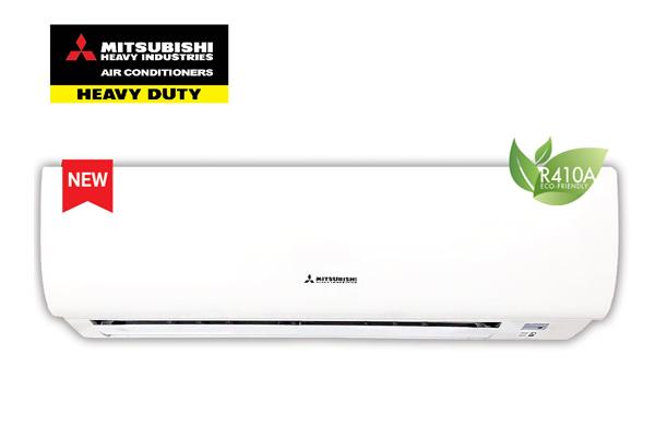 Điều hòa Mitsubishi heavy 9000Btu 1 chiều R410A SRK/SRC 09CTR