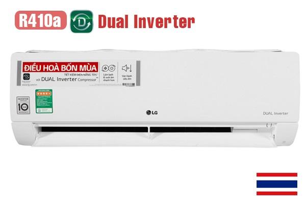 Điều hòa LG 18000 BTU 2 chiều Inverter B18END