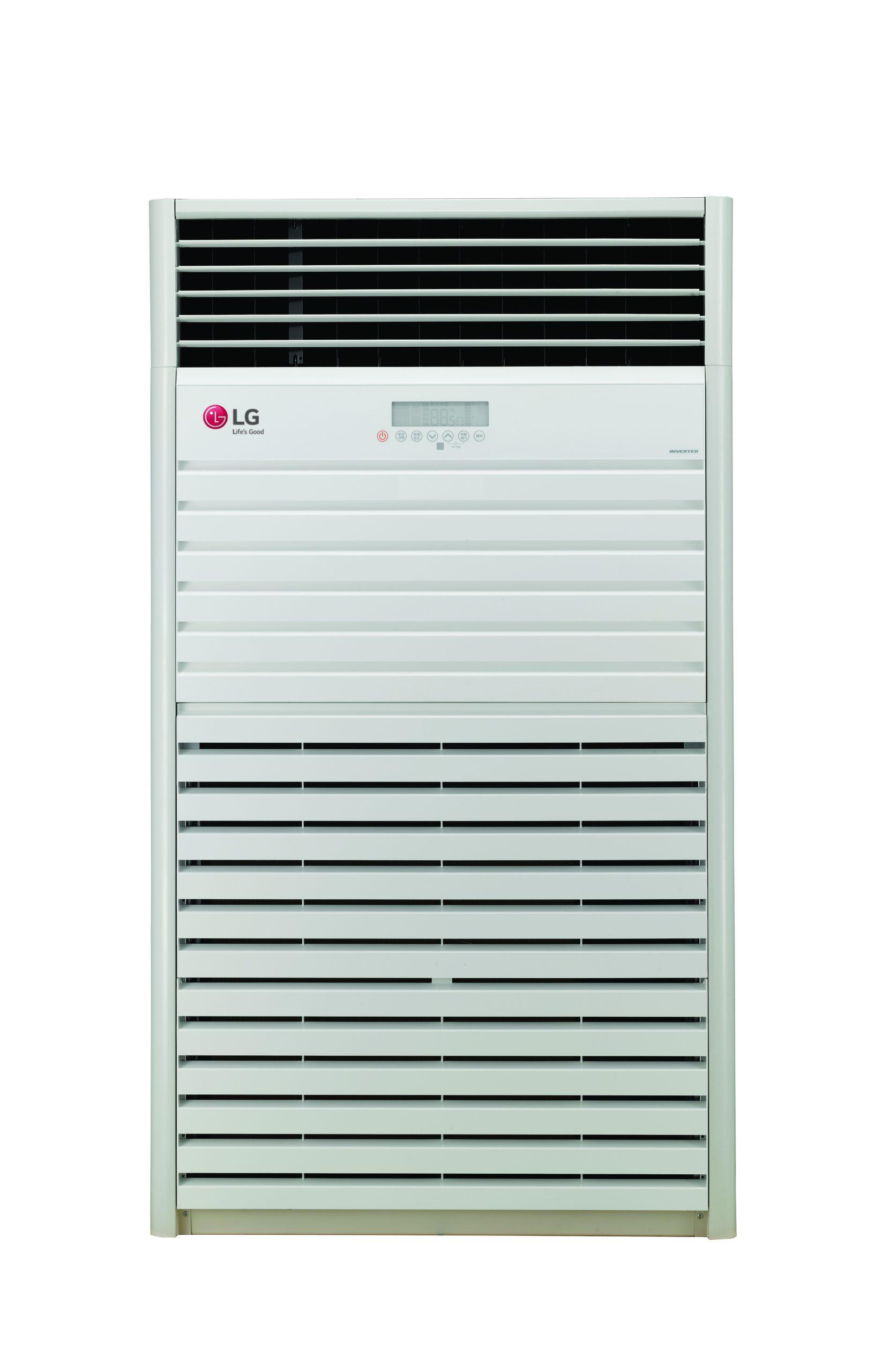 Điều hòa tủ đứng LG 98000BTU APNQ100LFA0 inverter ga R410A 1 chiều