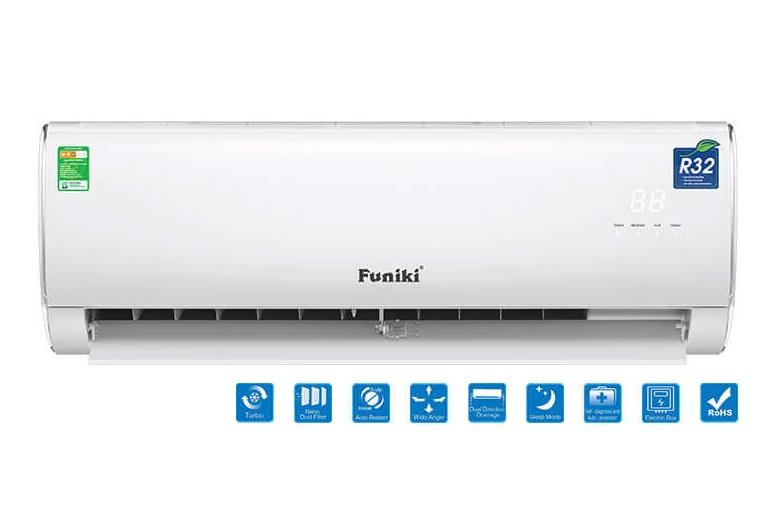 Điều hòa Funiki  9000BTU 1 chiều ga R32 HSC09MMC