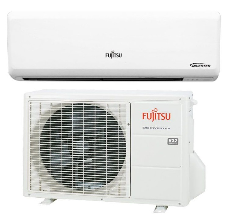 Điều hòa Fujitsu 18000BTU  1 chiều inverter ASAG18CPTA-V-AOAG18CPTA-V