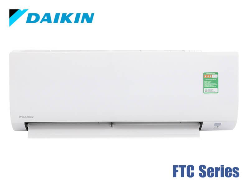 Điều hòa Daikin 1 chiều 22000BTU FTC60NV1V-RC60NV1V thường ga R32 - 3*