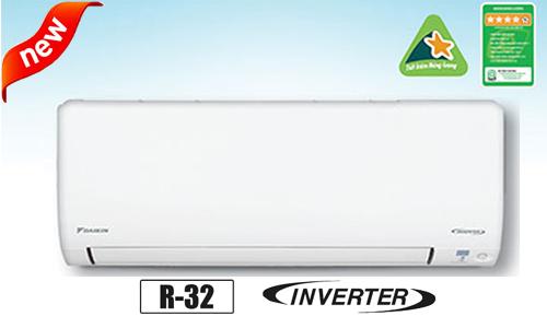Điều hòa Daikin Inverter 9000BTU 2 chiều FTXV25QVMV  Ga R32 - 5*