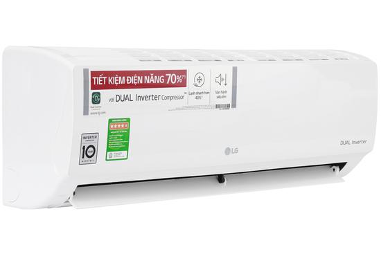 Điều hòa LG 9000 BTU 1 chiều Inverter V10ENV
