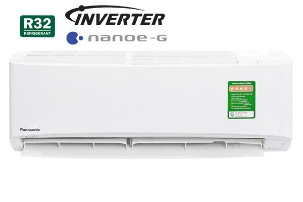 Điều hòa Panasonic 2 chiều Inverter 9000 BTU CU/CS-YZ9WKH-8 - 5*