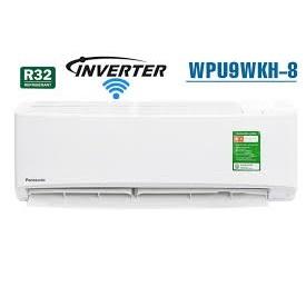 Điều hòa Panasonic inverter 1 chiều 24000 BTU CU/CS WPU24WKH-8M  - 5*