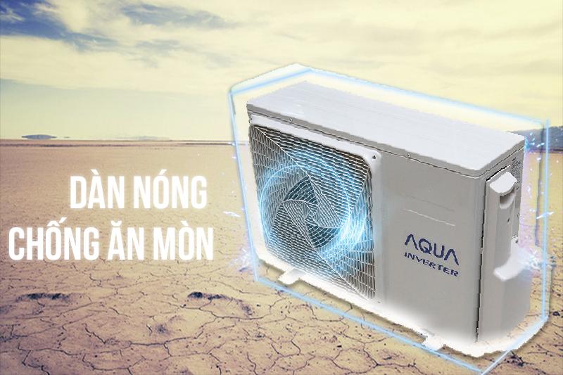 Dieu Hoa AQUA 12000 1 Chieu Inverter KCRV12WGS