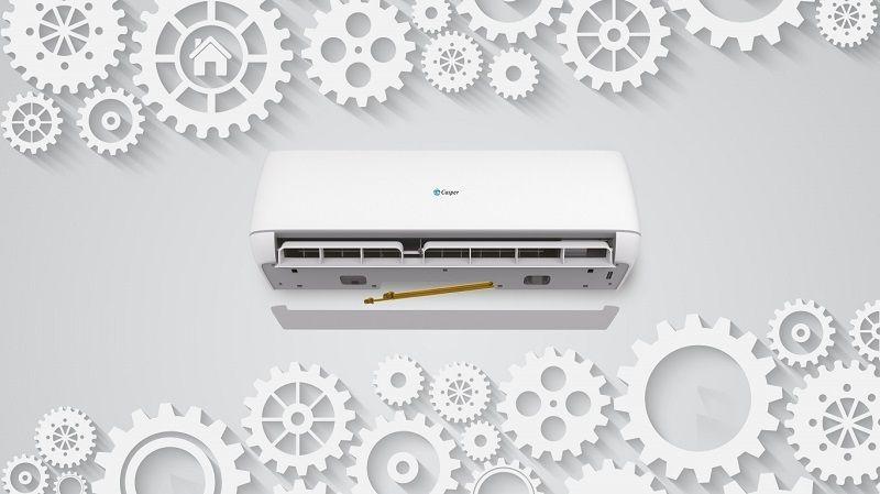 Điều hòa Casper SC-09TL32 - Dòng máy sở hữu thiết kế hiện đại hoàn toàn mới