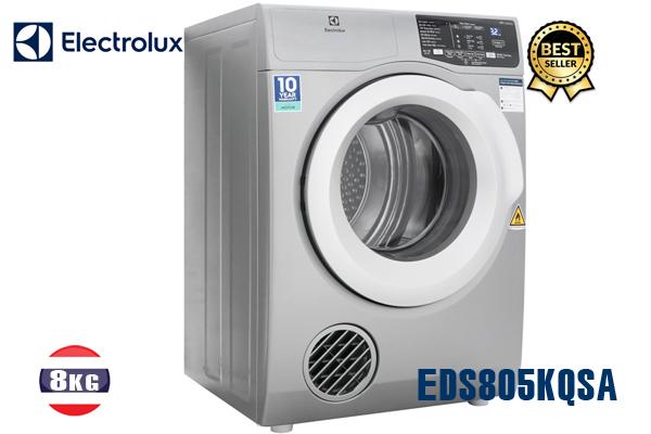 Máy sấy Electrolux 8Kg (màu xám) EDS805KQSA