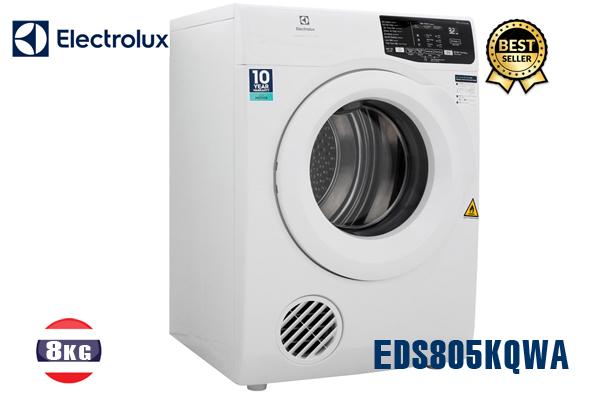 Máy sấy Electrolux 8Kg (màu trắng) EDS805KQWA