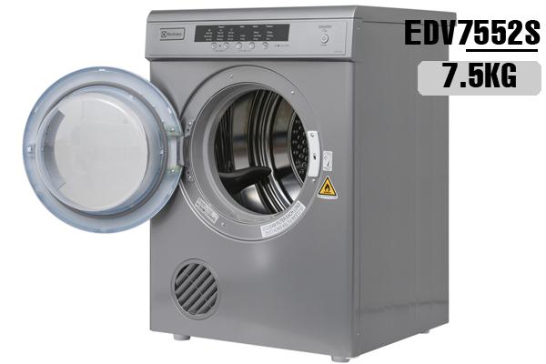 Máy sấy Electrolux 7.5 Kg EDV7552S