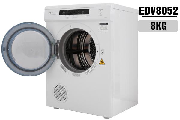 Máy sấy Electrolux 8 Kg EDV8052
