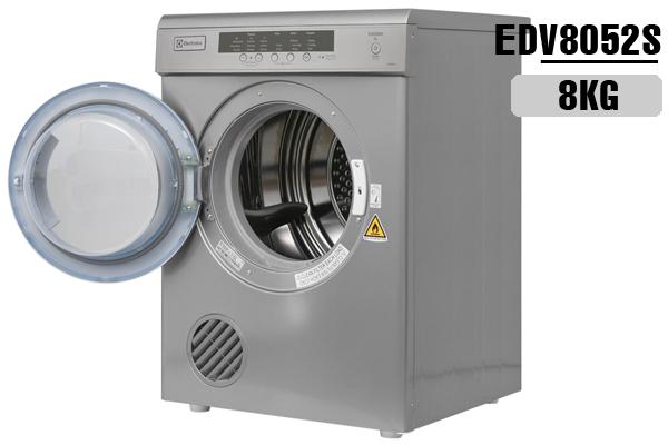 Máy sấy Electrolux 8 Kg EDV8052S