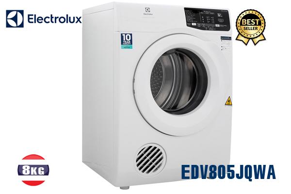 Máy sấy Electrolux 8Kg (màu trắng) EDV805JQWA