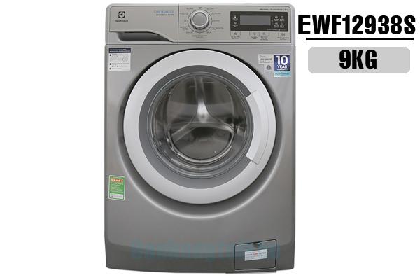 Máy giặt Electrolux 9kg Inverter EWF12938S