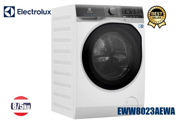 Máy giặt 8Kg sấy 5Kg Electrolux EWW8023AEWA